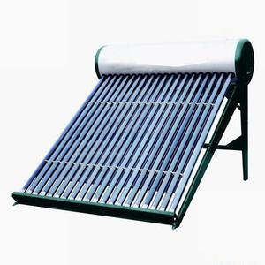 Non Pressure Solar Water Heater Home System